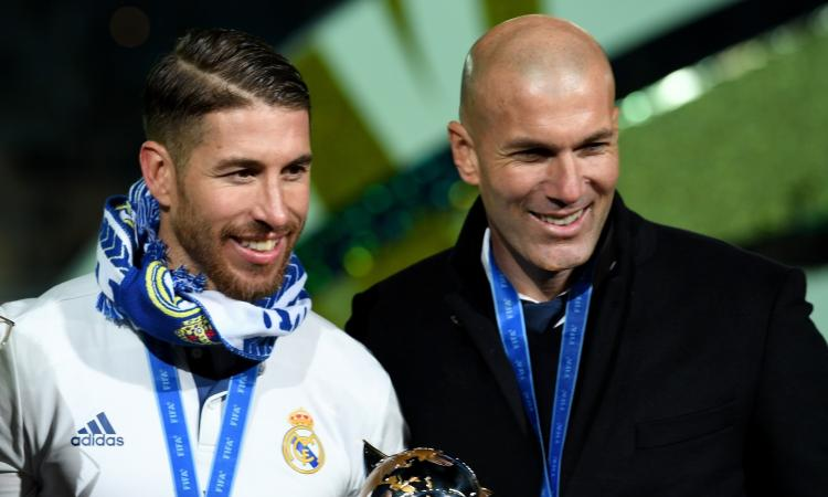 Real Madrid: Sergio Ramos ha rinnovato