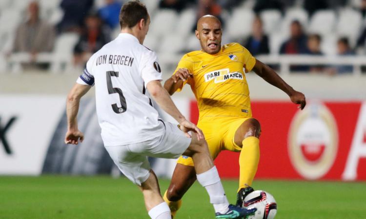 L'APOEL annuncia: 'Carlao vuole il Torino'. Le cifre dell'operazione