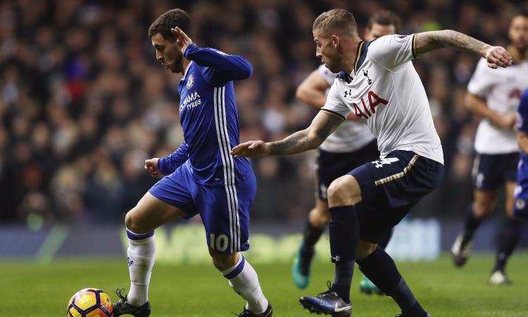 Inter, per la difesa spunta un centrale del Tottenham