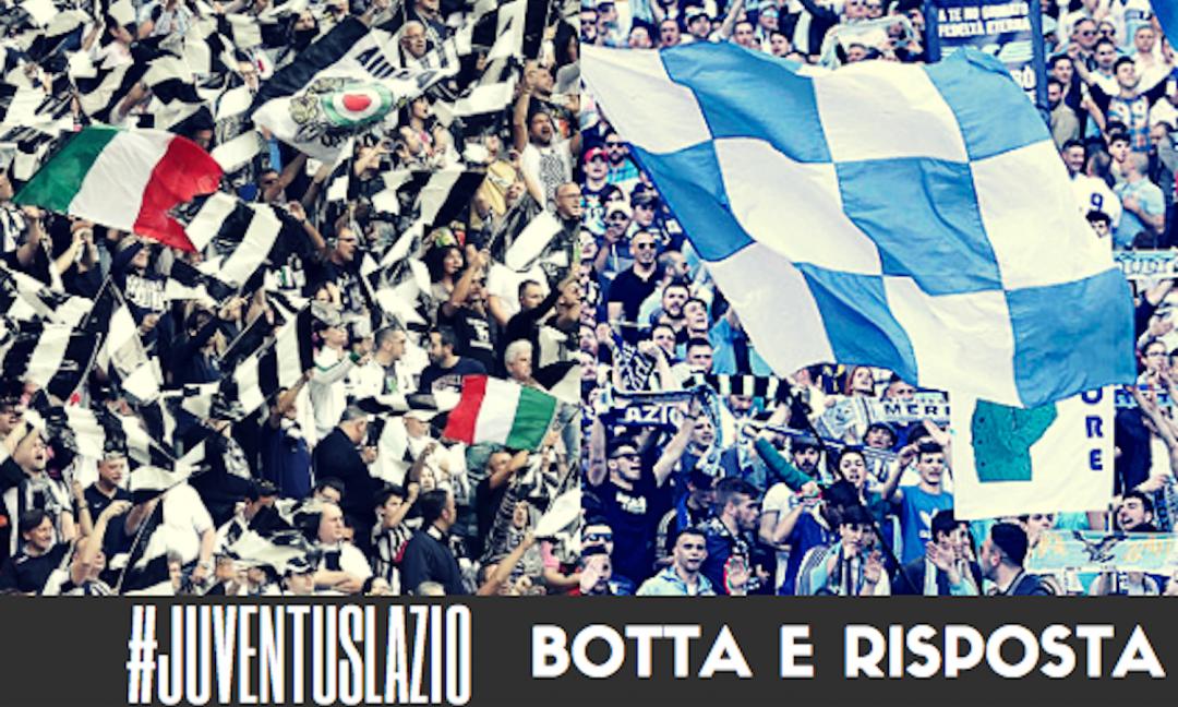 Juve-Lazio: la lotta continua!