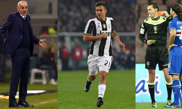 IL PAGELLONE: Inter da Champions. Arbitri a favore delle grandi: voto zero