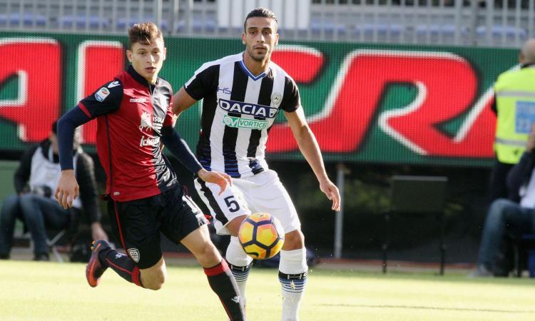 Udinese, Adnan resta