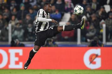 Asamoah Juventus