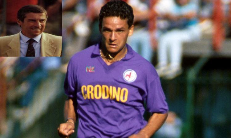 Fiorentina-Juve: i colpi di mercato da Baggio a oggi VIDEO