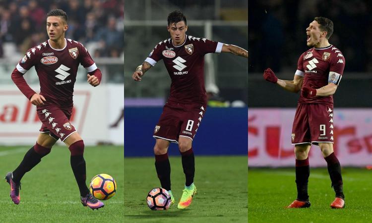 Belotti, Baselli, Barreca: gli avversari che il Milan guarda con rimpianto