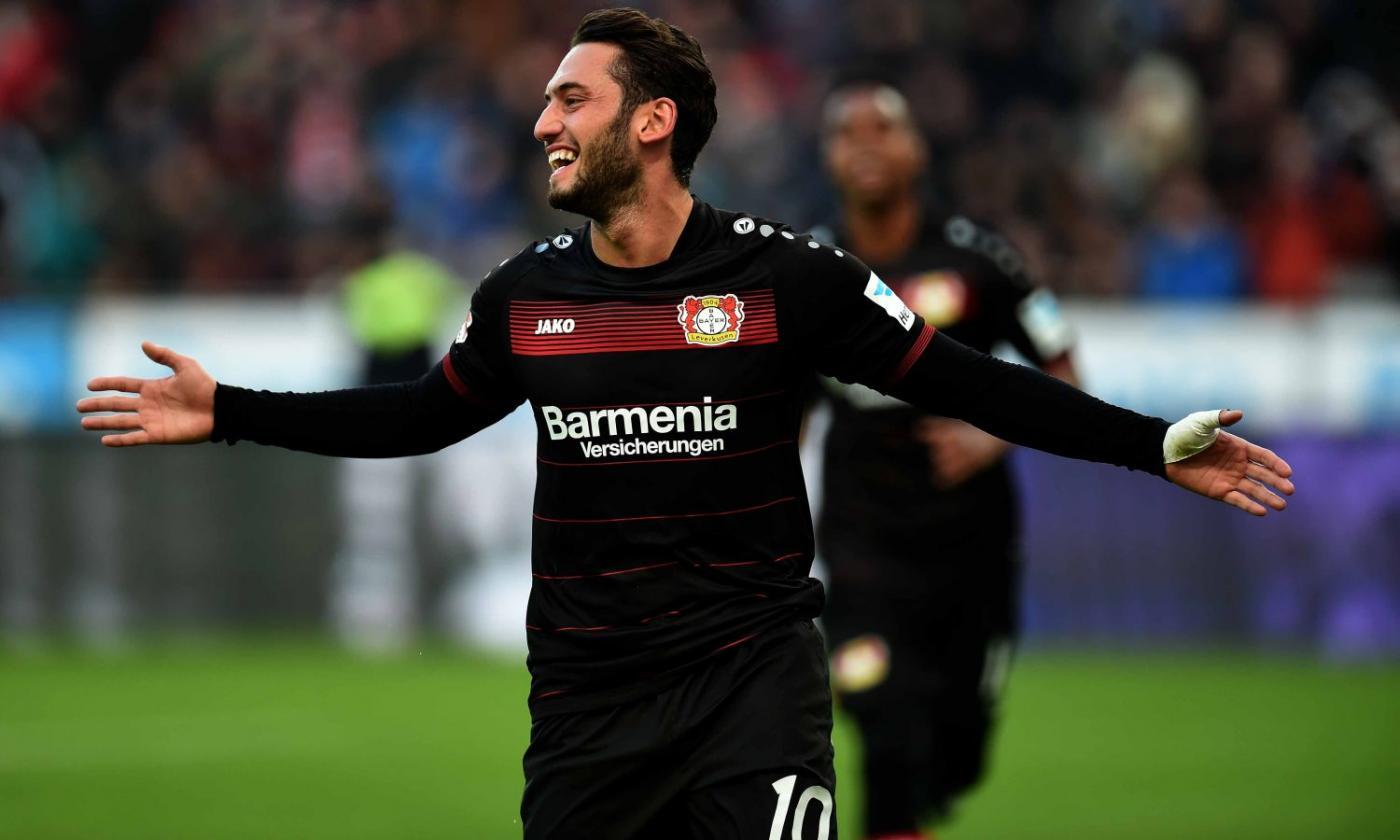 Bayer Leverkusen: dopo la squalifica, Calhanoglu rinuncia allo ...