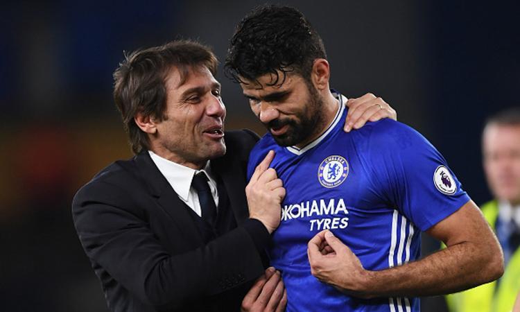 Chelsea, non solo la Cina su Diego Costa