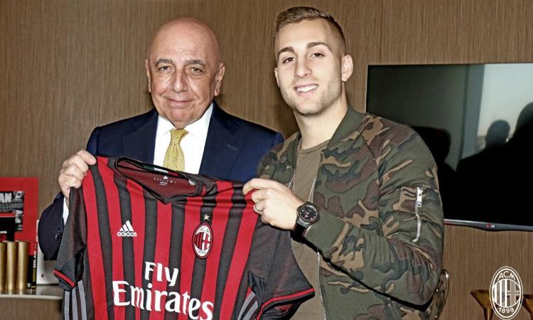 UFFICIALE l'arrivo di Deulofeu: 'Sono felice, il Milan è il top in Italia'