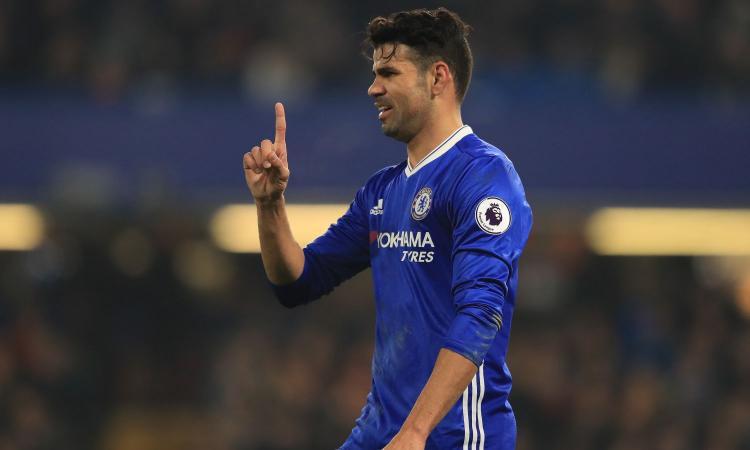 Everton, era stata riservata la maglia 19 per Diego Costa