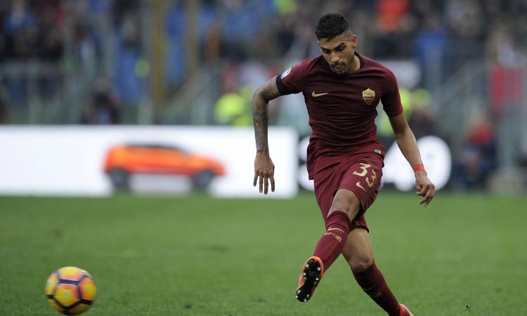 Emerson Palmieri: 'Il recupero procede bene, questa Roma fa impressione'