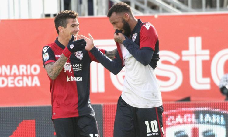 Cagliari-Genoa 4-1: GOL & HIGHLIGHTS