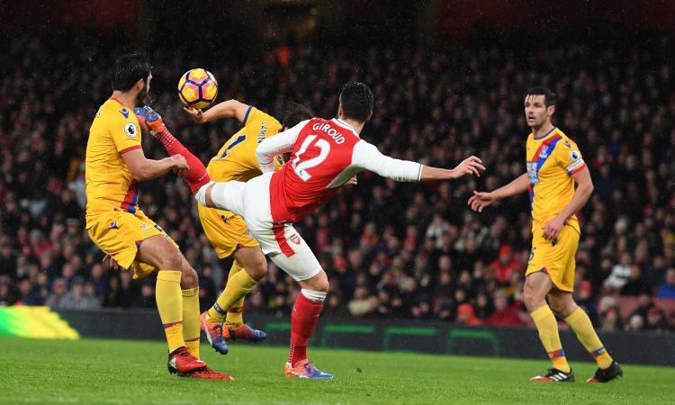 Arsenal: il West Ham si tira indietro per un attaccante