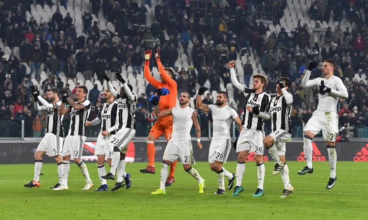 Juve ai quarti di Coppa Italia, ma che sofferenza! Con l'Atalanta finisce 3-2