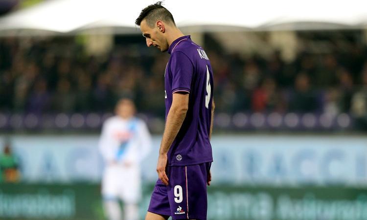 La Fiorentina non ci sta per Kalinic e parte al contrattacco