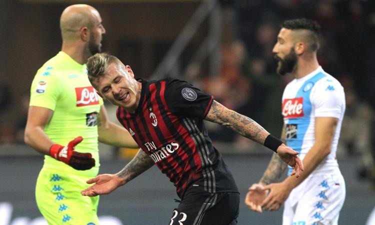 Milan, la Fiorentina piomba su Kucka