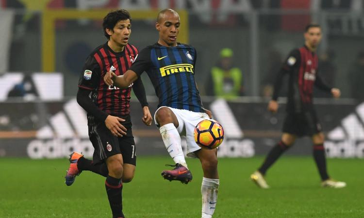 Milan, riecco Mati Fernandez: chance col Genoa, con la Cina sullo sfondo