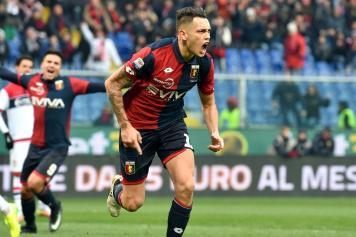 Ocampos Genoa