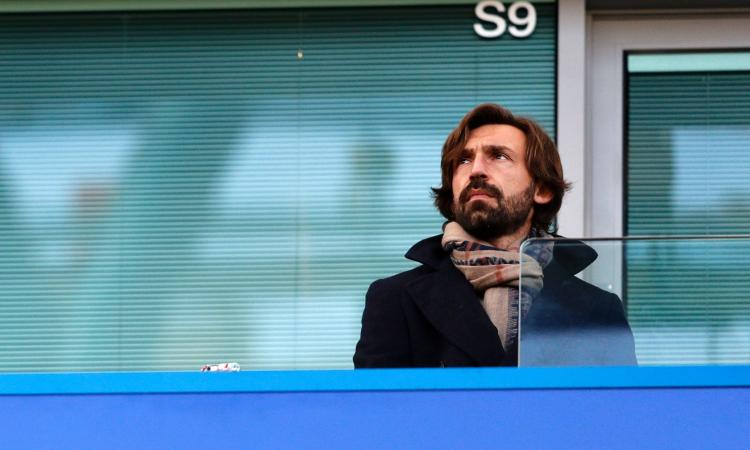 Pirlo: 'Questo Milan mi piace. E la Juve può vincere la Champions'