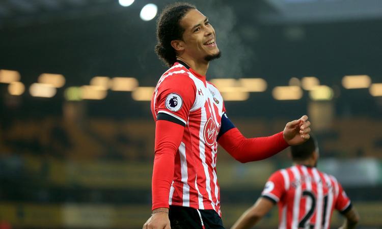 Southampton: van Dijk può lasciare la Premier