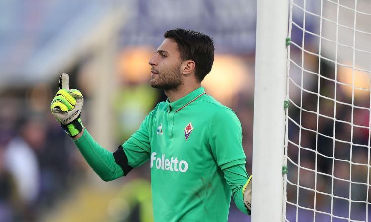 Fiorentina, retroscena Napoli per Sportiello