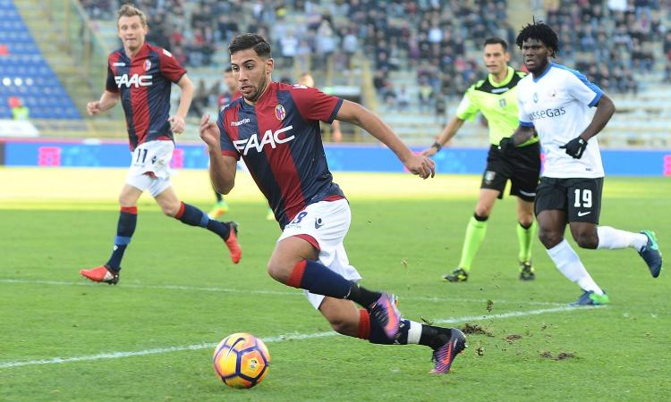 Bologna, si complica il passaggio di Taider al Genoa