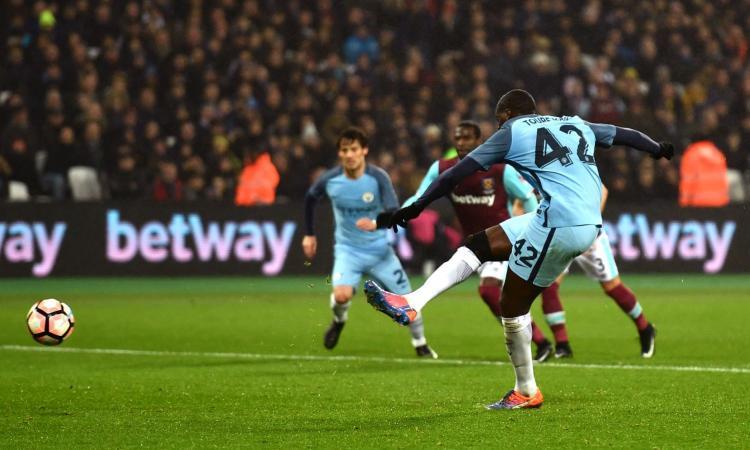 West Ham: idea Yaya Touré