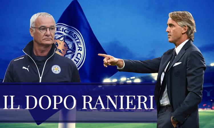 Dopo Ranieri, Mancini al Leicester? Va a 'Ballando con le stelle...'