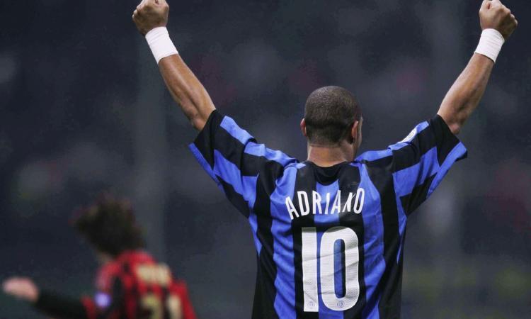 Inter, Adriano: 'Basta poco serie su di me, avvoltoi! Ecco chi è il mio successore'