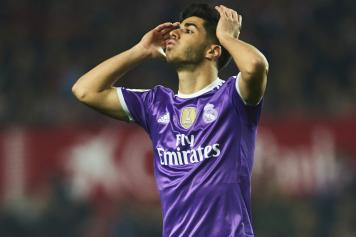 Asensio Real Madrid