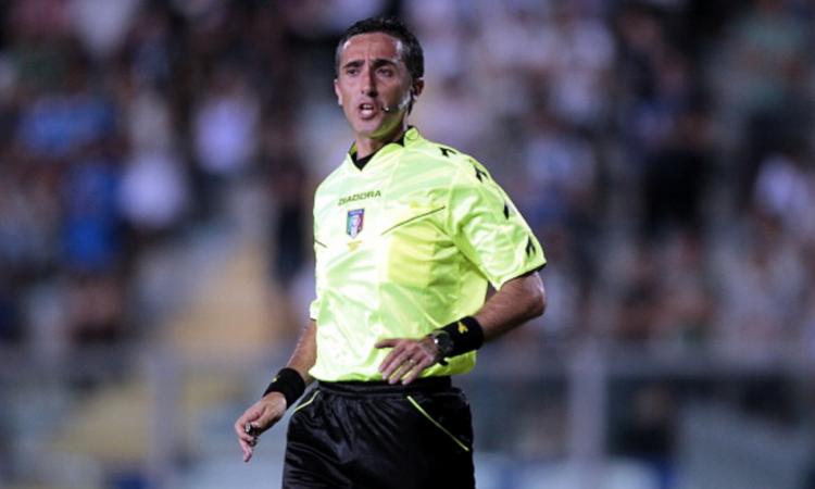 Sassuolo-Roma: scopri i sei arbitri