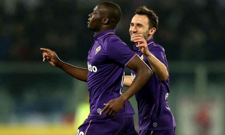 Fiorentina: la Premier ci prova per Babacar