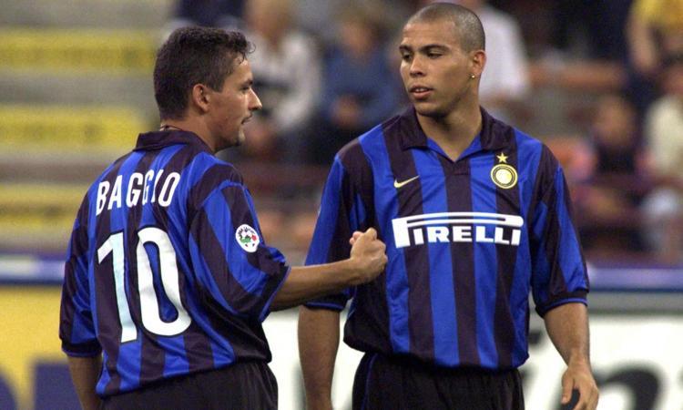 Zanetti: 'Baggio, Ronaldo, Vieri, il Chino e Pirlo, che Inter! Peccato che...'