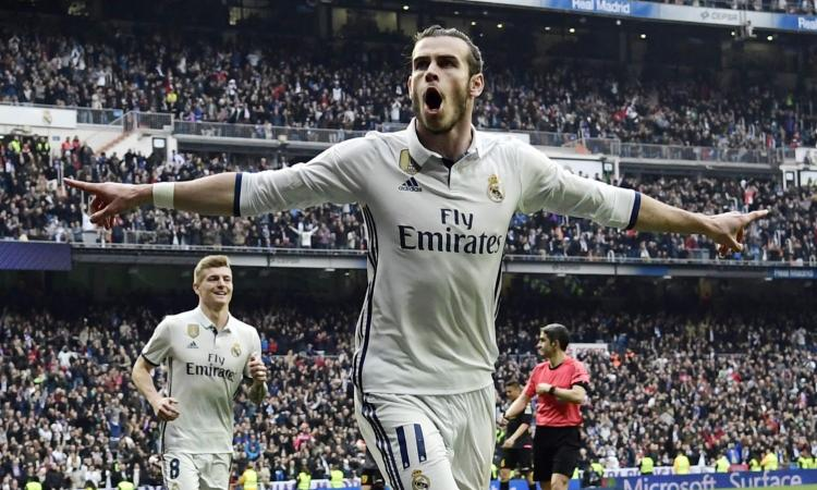 Manchester United, De Gea per Bale