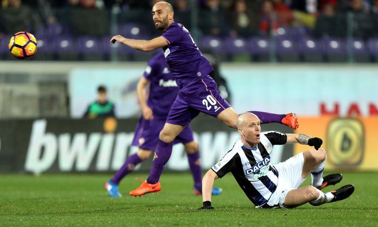 Di Gennaro: 'Se la Fiorentina vuole tornare in Europa ha bisogno di Borja Valero'