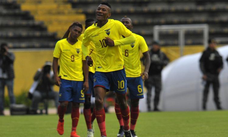 Genoa, piace un giovane centrocampista dell'Ecuador