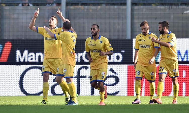 Frosinone-Cremonese 0-0: il tabellino VIDEO