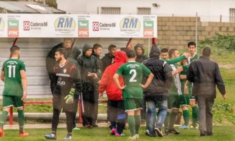 Spagna, giocatore condannato per aggressione all'arbitro: 47 giornate di squalifica