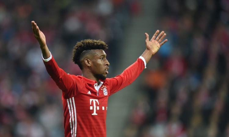 Bayern Monaco: Guardiola rivuole Coman