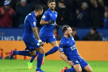 drinkwater, leicester, esulta, ginocchio, liverpool,2016/17