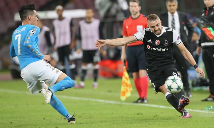 Inter, sconto al Besiktas per Erkin