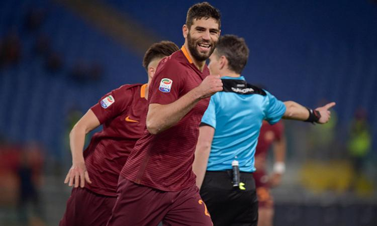 Roma, Fazio: 'Campionato? Siamo stati sfortunati, ma non è finita'