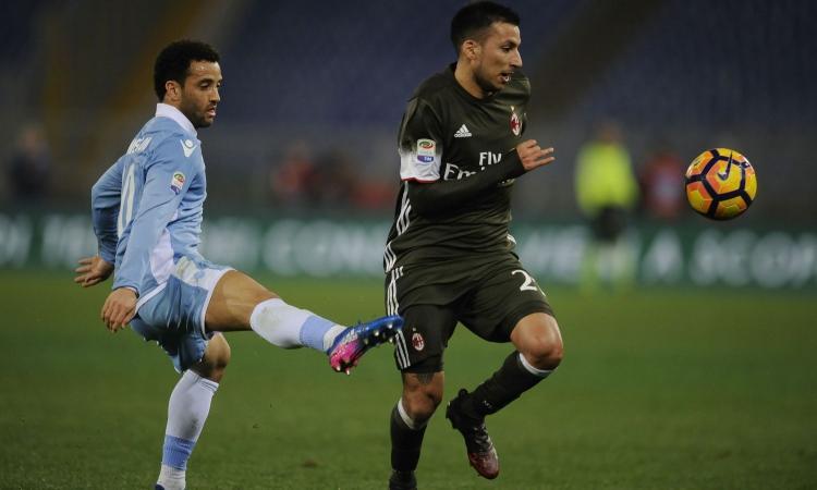 Alta tensione Lazio, rissa in allenamento tra Felipe Anderson e Hoedt