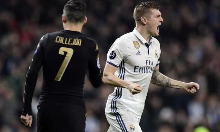 Dalla Spagna: ostacolo per Kroos alla Juve