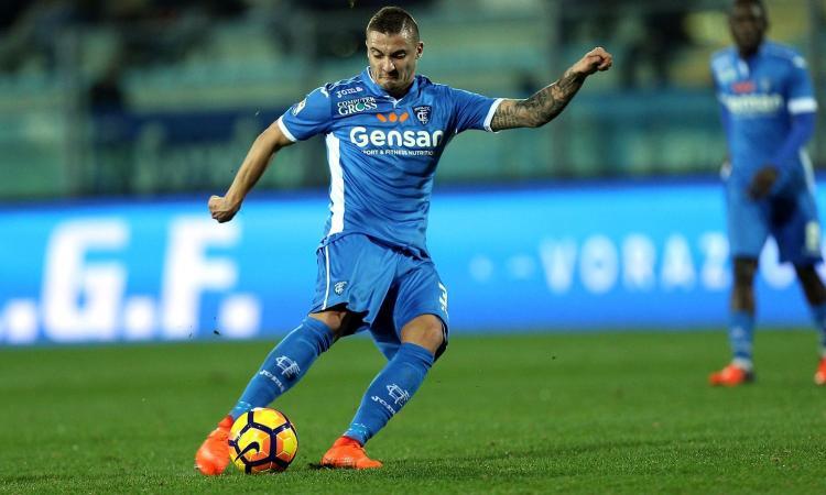 Empoli, UFFICIALE: rinnova un centrocampista