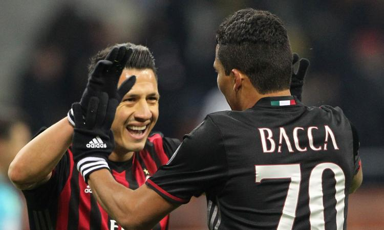 Milan: per Bacca resta viva un'ipotesi