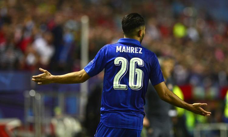 Arsenal, Wenger insiste per Mahrez