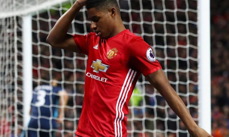 Manchester United, novità sul futuro di Rashford