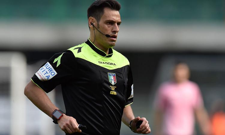 Fiorentina-Torino: Giacomelli il Var ecco chi arbitra
