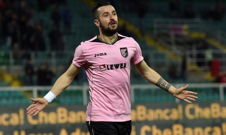 Zamparini: 'Palermo corazzata della B, Nestorovski resta'