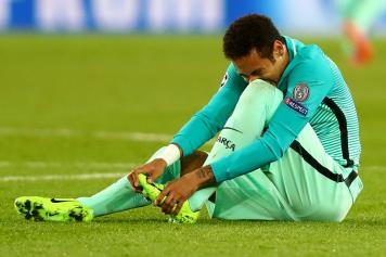 Barcelona star Neymar risks five-year sentence, ban from